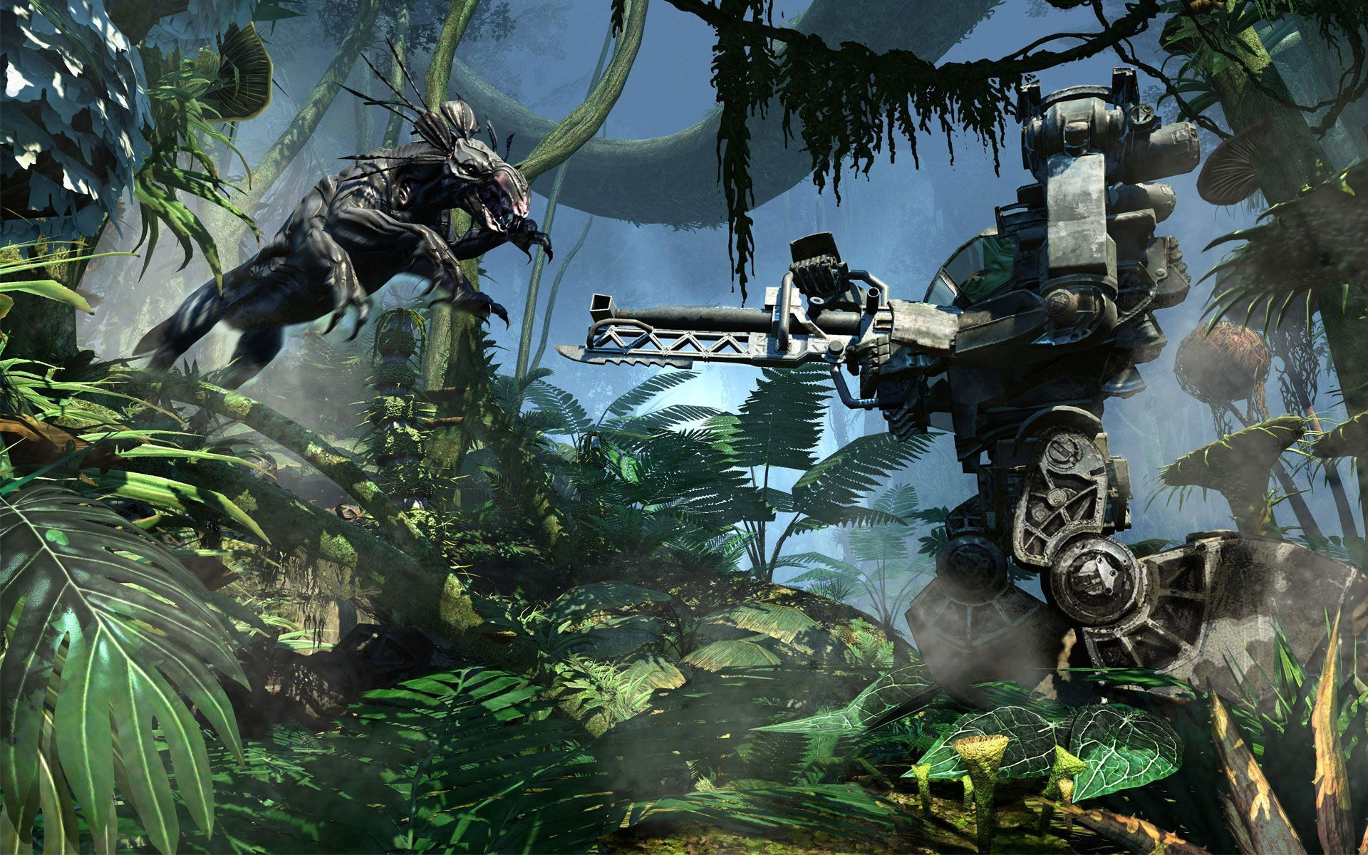 James Cameron S Avatar The Game : James cameron s avatar the game « mundo del software web